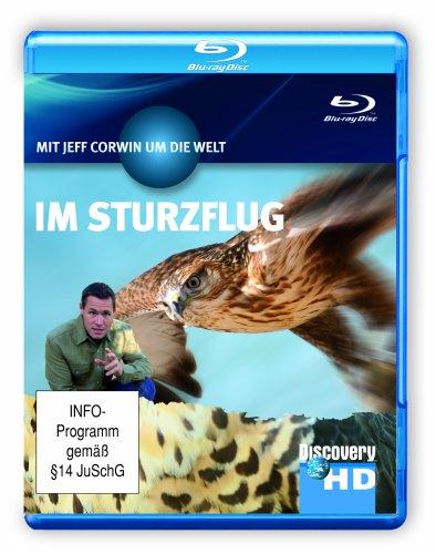 Discovery HD: Jeff Corwin - Im Sturzflug [Blu-ray] [Edizione: Germania]