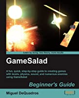 GameSalad Beginner's Guide Front Cover