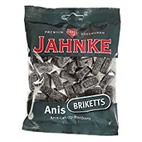 Jahnke Aniseed bricks 6.2 oz / Anis Briketts 175 g