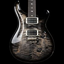 PRS Custom 24 - Charcoal Burst - Pattern Regular Neck - 2014 #207337