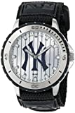 Game Time Men's MLB-VET-NY3 Veteran Custom New York Yankees Veteran Series Watch Amazon.com