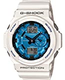 Casio #GA150MF-7A Men's Analog Digital 3-D Dial Gray G Shock Watch
