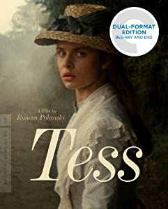 Tess (Criterion Collection) (Blu-ray + DVD)