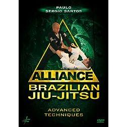 Alliance Brazilian Jiu-Jitsu: Advanced Techniques