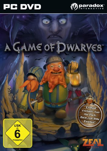 A Game of Dwarves [Edizione: Germania]