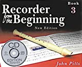 John Pitts Recorder from the Beginning: Bk. 3