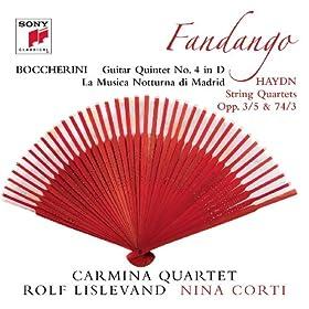 "String Quartet In G Minor (""Horseman"") Op. 74/3, Hob. III: 74: 1. Allegro"