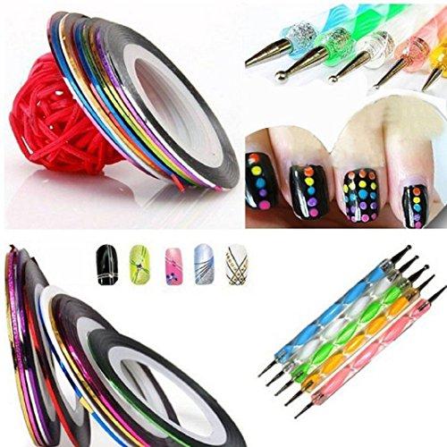 yistu-nail-art-sticker-5x2-way-marbleizing-dotting-pen-10-color-rolls-nail-art-striping-tape