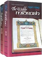 The Weekly Midrash / Tzenah Urenah - 2 Volume Shrink Wrapped Set (Artscroll Judaica Classics)