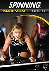 Get Spinning Maximum Results Indoor Cycling DVD - Multicoloured Price-image