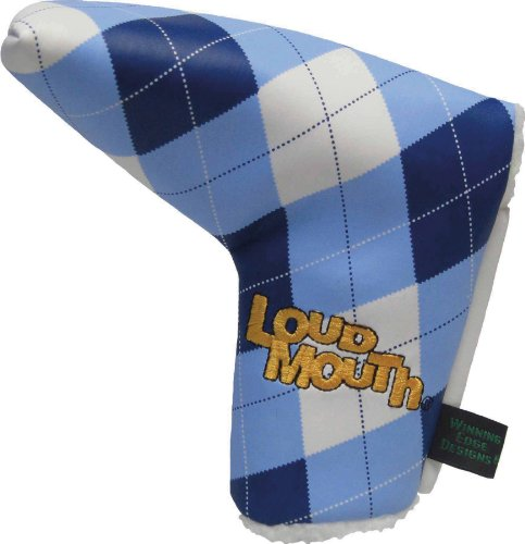 winning-edge-loudmouth-novelty-putter-cover-blue-and-white-check-by-winning-edge