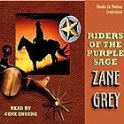 Riders of the Purple Sage Hörbuch von Zane Grey Gesprochen von: Gene Engene