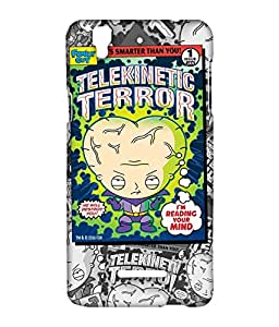 Family Guy - The Mighty Stewie - Case for YU Yureka Plus