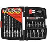 SKIL 90921 Quick Change 21 Piece Drilling and Driving Set in Plastic Case