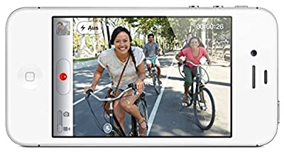 iPhone 4S 8 GB White