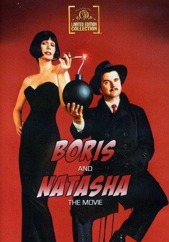 DVD : Boris & Natasha: The Movie