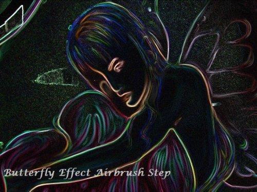 airbrush-tutorial-butterfly-effect-artekaos-airbrush-airbrush-steps-vol-1-italian-edition