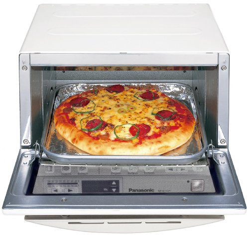 Cooks Illustrated Countertop Convection Oven : ... about Panasonic PAN-NB-G110PW Flash Xpress Toaster Oven, White New