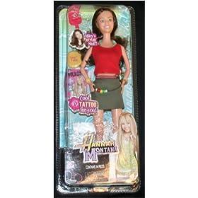 Hannah Montana Fashion Collection Doll - Miley Skirt ?n Tee