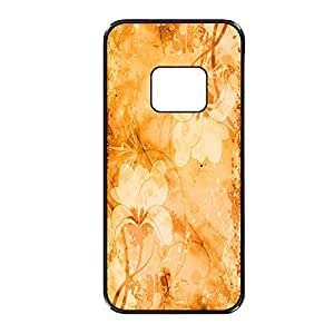 Vibhar printed case back cover for Samsung Galaxy Alpha PaperTexture