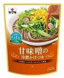 ヤマキ 甘味噌の冷製かけつゆ 190g×8本