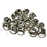 Darice 144 Piece Silver Jingle Bells
