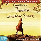 """Tausend strahlende Sonnen: Das Taschenh�rbuch. 8 CDsvon """"Khaled Hosseini"""""""