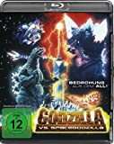 Image de Godzilla Vs. Spacegodzilla [Blu-ray] [Import allemand]