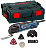 Bosch GOP250CE Professional Multi Tool with 8 Accessories 240v