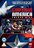 Captain America Triple Box Set  [Non USA PAL Format]