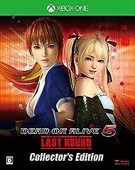 DEAD OR ALIVE 5 Last Round コレクターズエディション
