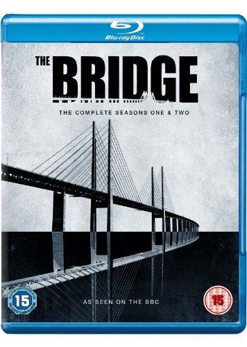 The Bridge (Complete Seasons 1&2) - 4-Disc Set ( Bron/Broen ) ( The Bridge - Complete Seasons One and Two ) [ Origen UK, Ningun Idioma Espanol ] (Blu-Ray)