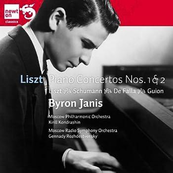 Liszt: Piano Concertos Nos. 1 & 2; Solo Piano Pieces sale off 2015