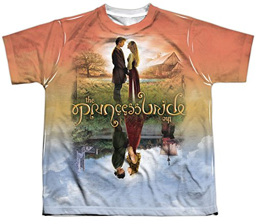 Sublimation: Front/Back Youth - Poster Sub The Princess Bride T-Shirt PB143YFB