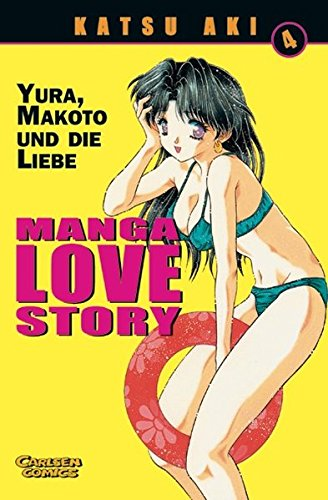 Manga Love Story, Band 4