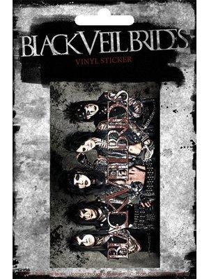 "Black Veil Brides, gruppo, orizzontale (paesaggi), in vinile, motivo """