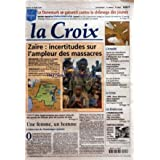 CROIX (LA) [No 34663] du 13/03/1997 - LE DANEMARK SE GARANTIT CONTRE LE CHOMAGE DES JEUNES - ZAIRE - INCERTITUDES...