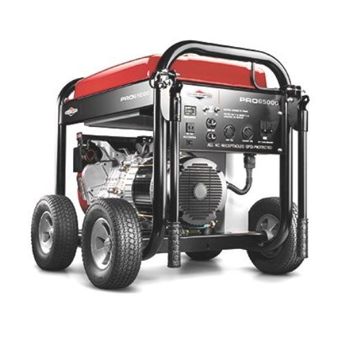 Briggs & Stratton Pro Series 30336 8,125 Watt 13 HP OHV Gas Powered
