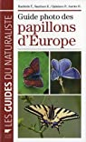 Guide photo des papillons d'Europe