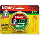 Daisy Outdoor Products 250 ct. Pointed Field Pellets . 177 PDQ (Silver, 4.5 mm)