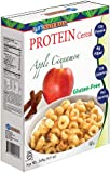 Kay's Naturals Gluten Free Apple Cinnamon Protein Cereal, 9.5-Ounce Boxes (Pack of 6)