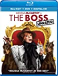 The Boss (Unrated Blu-ray + DVD + Dig...