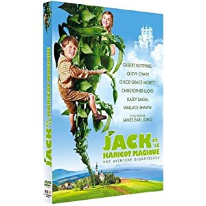 DVD Jack and the Beanstalk