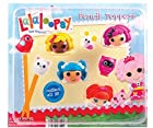 LALALOOPSY Pencil Toppers 2 CAPSULE (250 COUNT)