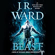 The Beast: A Novel of the Black Dagger Brotherhood Audiobook by J. R. Ward Narrated by Jim Frangione