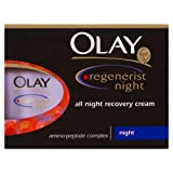 Olay Regenerist Night All Night Recovery Cream 50 ml (Packaging Varies)by Olay