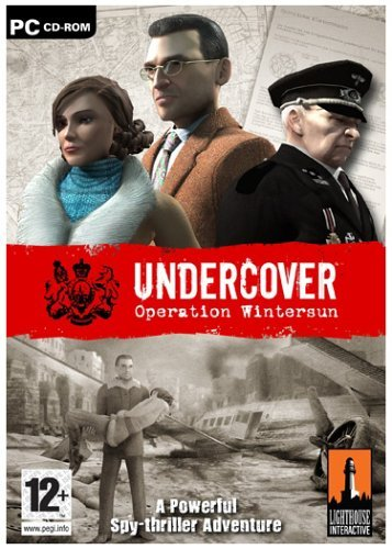 Undercover: Operation Wintersun (PC CD) by Lighthouse Interactive