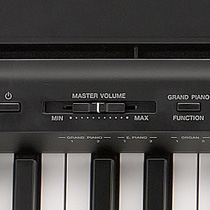 Yamaha digital piano keyboard car interior design for Yamaha p series p35b