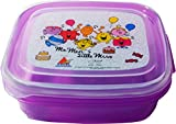 Mr Men Little Miss Lunch Box, 50mm, Purple
