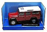 Cararama - Defender 110  - Land Rover - 2004 - Echelle d'occasion  Livré partout en Belgique